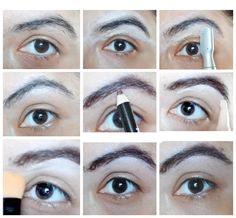 How to your brow tut