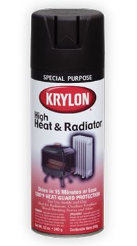High Heat & Radiator paints keep your radiators and other high heat surfaces looking newer longer. Withstands temperatures Durable finish with Heat-Guard protection Protects against rust Dry to Touch minutes Dry to Handle hour For use with : Metal. Home Radiators, Black Radiators, Painting Radiators, Painted Radiator, White Heat, Home Fix, Living Room Update, Radiator Cover, Reno
