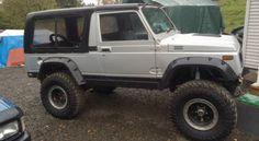 For $9,500, This 1985 Suzuki Samurai Goes Long