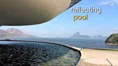 Brazil Travel Guide - Museum of Contemporary Art in Niterói, via YouTube.