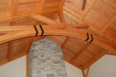Timber Frame Metalwork | New Energy Works