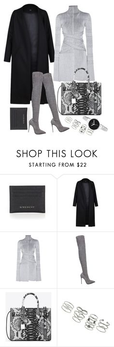 """""""Untitled #118"""" by manerefortis ❤ liked on Polyvore featuring Givenchy, Non, Proenza Schouler, Le Silla, Yves Saint Laurent, Miss Selfridge and Christian Van Sant"""