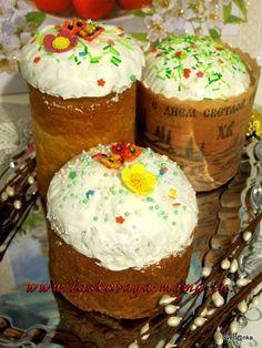 Пасхальный кулич (рецепт венской сдобы) Vegetarian, Easter, Desserts, Food, Backen, Meal, Deserts, Essen, Hoods