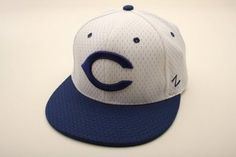 5ca0efb2cf3 CREIGHTON BLUEJAYS WHITE MESH FITTED CAP BY ZEPHYR  24.99 Use coupon code   JAYS20 for 20% off! Dugout Hats Omaha