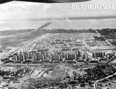 Vista aérea de Maracaibo, donde se aprecia la Villa Olímpica en el Municipio San Francisco, el lago de Maracaibo y el puente General Rafael Urdaneta. (ARCHIVO EL NACIONAL)