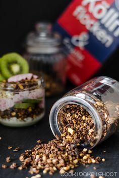 {Werbung} Schoko-Knusper-Müsli mit Kölln | cook bake shoot