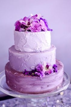 Pretty Fabulous Ombre Wedding Cakes, 2014 Best Wedding Cakes #ombre #wedding #cakes