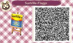 Stadtflaggen-2 - Animal Crossing New Leaf
