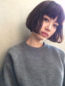 ロマリア(Lomalia) 【Lomalia表参道/原宿】☆ セクシー・ラフボブ ☆