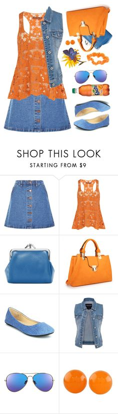 """Untitled #2215"" by countrycousin ❤ liked on Polyvore featuring New Look, Dorothy Perkins, Buxton, Refresh, maurices, NOVICA and claire's"