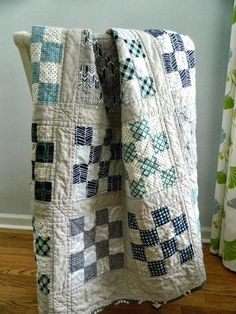 American Patchwork And Quilting Pinterest Crazy Patchwork Quilt Pinterest Patchwork Baby Quilts Pinterest Gray And Navy Quilts
