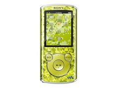 Sony NWZE463GRN Walkman MP3 player: The Sony E-Series Walkman MP3 Player delivers up to 50 hours of music -with video and photo playback plus FM radio just to sweeten the deal. With delicious colors, Windows drag and drop functionality and digitally restorative Sony Clear Audio Technologies, the E-Series is bling to the ears and eyes. $59.95