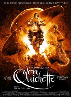 Return to the main poster page for The Man Who Killed Don Quixote
