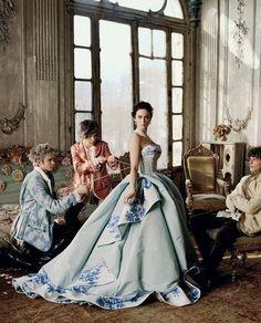 Por amor de Dior: Vestidos de novia que con arte