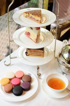 Singapore TWG- Tea Salon !