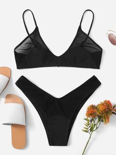 Bikini Push Up, Bikini Set, Underwear Pattern, Gorgeous Lingerie, Summer Bikinis, Bikini Workout, Barbie Dress, Lingerie Collection, Bikini Fashion