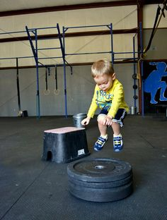 His mother must be SO proud #crossfit #crossfitkids