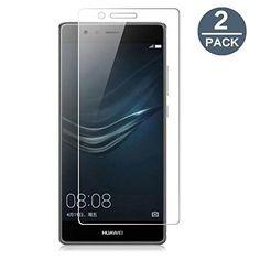 €0 (100% Off) on LootHoot.com - Huawei P9 Lite Schutzfolie(2-Pack), EasyULT 2-Pack Huawei P9 Lite Panzerglas Kristallklare Gehärtete Glas Schutzfolie(Ultradünn 0,26mm/9H Härtegrad)