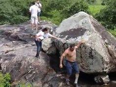 Trilha da Cachoeira Brejão/PE - vídeo 1 - 19.07.15