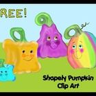 FREE Clip Art! These four little cuties are my first attempt at clip art!  I hope you enjoy them.  You may use them for personal or commercial use.  If you use th...