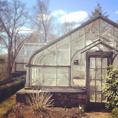 Green houses for floriculture.  Source tk?