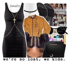 """""""Inspired by @bfamily"""" by leah143love ❤ liked on Polyvore featuring Puma, Dogeared, H&M and River Island"""