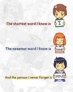 Cute but true