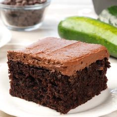 I can't even tell you how delicious this Chocolate Zucchini Cake is, just make it and see for yourself! Chocolate cake perfection!