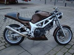 sv650 cafe - Google Search