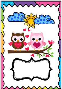 bilgin baykuşlar karne süsü Classroom Helpers, Owl Classroom, Kindergarten Coloring Pages, Kindergarten Crafts, Bird Crafts, Diy And Crafts, Carnival Crafts, Boarder Designs, Owl Books