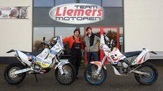 'Dakarmotoren' gefinetuned in Lathum - Liemers - voorpagina - Gelderlander