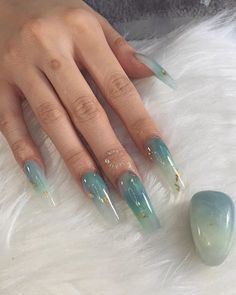 Uploaded by 𝖘𝖙𝖋𝖚𝖘𝖑𝖚𝖚𝖙. Find images and videos about nails, gold and crystals on We Heart It - the app to get lost in what you love. Long Nail Designs, Acrylic Nail Designs, Finger, Polygel Nails, Glitter Nails, Fire Nails, Best Acrylic Nails, Dream Nails, Fabulous Nails