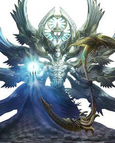 Bhunivelze, Lightning Returns Final Fantasy XIII