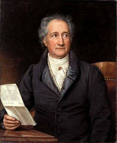 Johann Wolfgang von Goethe was a German writer. His works include four novels; epic and lyric poetry; prose and verse dramas; an autobiography; literary and aesthetic criticism; and treatises on botany, anatomy, and colour. Charlotte Von Stein, Christian Daniel, Lyric Poetry, Andre Derain, Johann Wolfgang Von Goethe, Best Poems, Writers And Poets, Chef D Oeuvre, Carl Jung