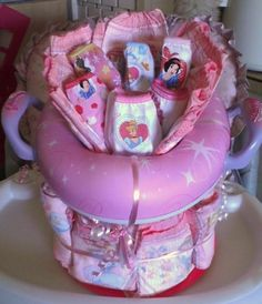 Potty training cake. Super cute idea for a 2-year old birthday gift!