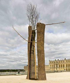 Giuseppe Penone a Versailles, 2013. Photo Tadzio