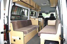 Van Specialties | Parts and Accessories | sofa sleeper