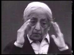 Jiddu Krishnamurti - QA
