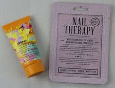 birchbox-LE-why-not-nail-therapy amika Nourishing Mask – Travel-Size (60 ml) Value $12 Kocostar Nail Therapy – Value $3.40