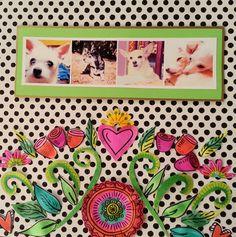 embellished paper flowers@brothercrafter @sakuraofamerica #ScrapbookSoupTV #ScanNCut