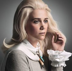 The New Royals - Kristen Wiig for W Magazine