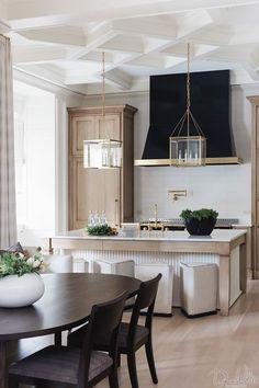 Home Decor Kitchen, Kitchen Interior, Home Kitchens, Kitchen Dining, Kitchen Ideas, Basic Kitchen, Dream Kitchens, Open Kitchen, Kitchen Hacks