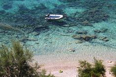 pristine beaches of Croatia