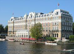Lunchen Brasserie Amstelhotel