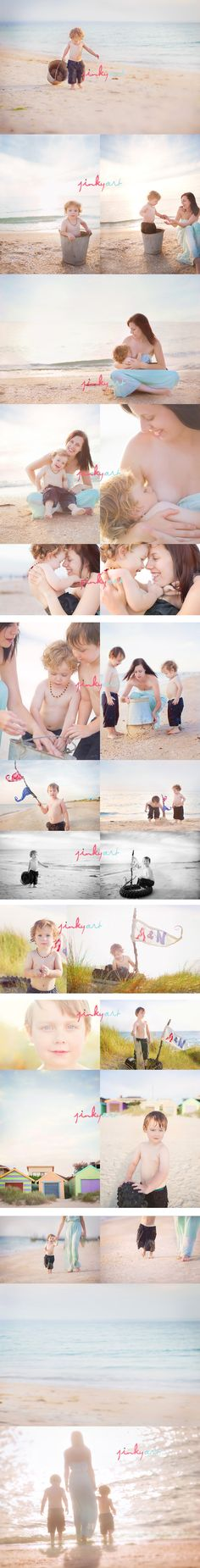 I love love love how naturally the breastfeeding photos are integrated to the rest of this shoot. The whole shoot is wonderfully done.
