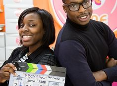 They joined forces to launch an independent TV production company called MTA Productions to produce a comedy TV show, 'Meet The Adebanjos' about African parents trying to raise their British kids in London.