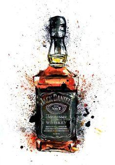 Inspiración. Jack Daniel's, BÉSAME Y VENTE CONMIGO