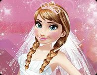 Anna Wedding Party - Girls Games Online Play