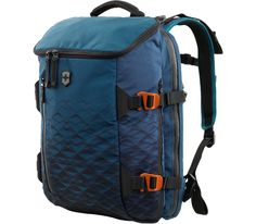 Victorinox Vx Touring 15'' Laptop Backpack in Teal Blue - 601493