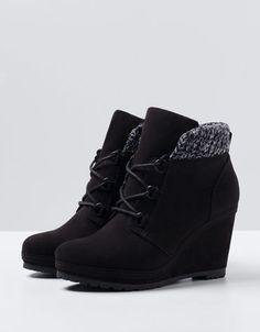 Source by popovapaja women shoes High Heel Boots, Heeled Boots, Bootie Boots, High Heels, Fashion Boots, Sneakers Fashion, Teen Boots, Cute Boots, Sneaker Heels